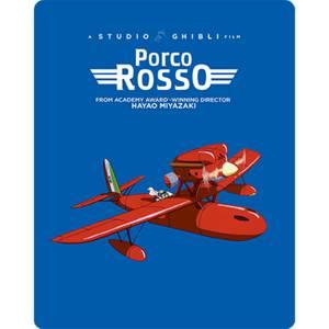 Porco Rosso - Steelbook (Includes DVD)