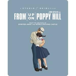 From Up on Poppy Hill - Steelbook (Includes DVD)