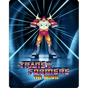 The Transformers: The Movie -35th Anniversary Limited Edition 4K Ultra HD Steelbook (Includes Blu-ray)
