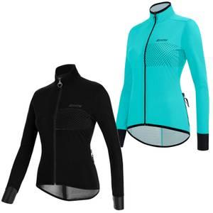 Santini Women's Guard Nimbus Pocketable Rain Shell Jacket
