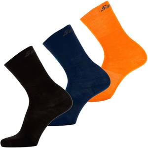 Santini High Profile Wool Socks
