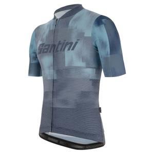 Santini Indoor Forza Short Sleeve Jersey