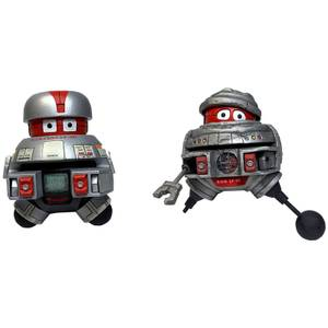 Diamond Select Disney Select Classic Action Figure 2-Pack - V.I.N.CENT and Old B.O.B.