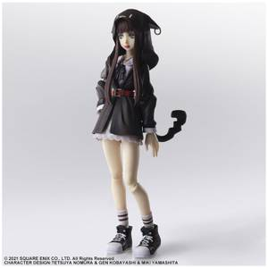 Square Enix NEO: The World Ends with You Bring Arts Action Figure - Shoka