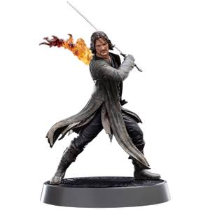 WETA The Lord of the Rings Figures of Fandom PVC Statue Aragorn 28 cm
