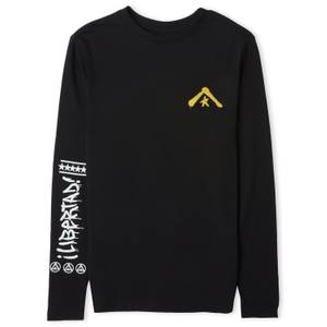 Far Cry 6 Dani Composition T-Shirt Manches Longues unisexe - Noir
