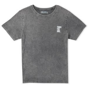 Far Cry 6 Composition Squares T-Shirt Unisexe - Noir Délavé