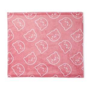 Very Neko Wink Fleece Blanket