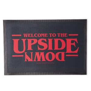 Stranger Things Welcome To The Upside Down Entrance Mat