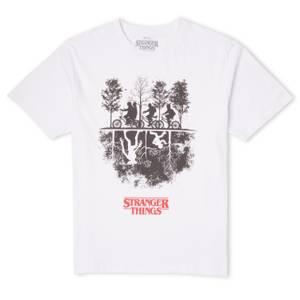 Stranger Things Upside Down Men's T-Shirt - White