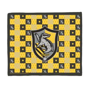 Harry Potter Hufflepuff Bed Throw