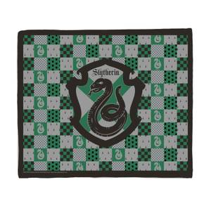 Harry Potter Slytherin Bed Throw