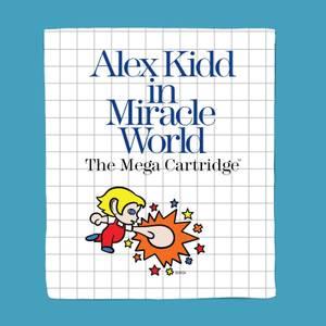 Alex Kidd Bed Throw