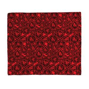 Dungeons & Dragons Infernal Bed Throw