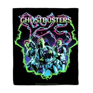 Ghosbusters 80's Neo Bed Throw