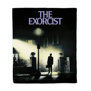 The Exorcist Exorcist Classic Poster Bed Throw