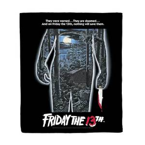 Friday the 13th Bed Throw