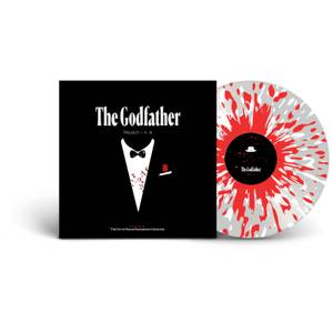 Diggers Factory The Godfather Trilogy I - II - III 2LP Splatter