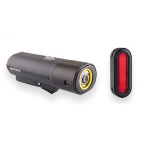 Kryptonite Alley F-650 and Avenue R-50 Premium USB To See Light Set
