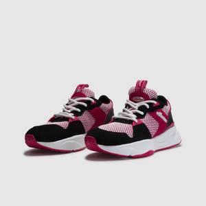 Womens Aspio Trainer Black/Pink