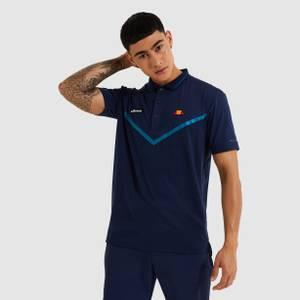 Sodano Polo Shirt Navy Teal