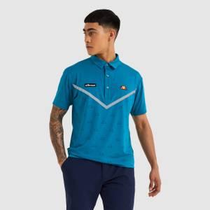 Alberi  Polo Shirt Teal