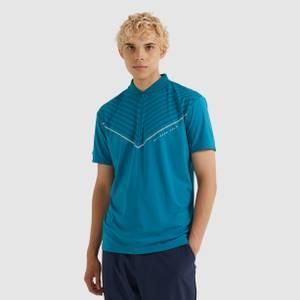 Mullio  Polo Shirt Teal