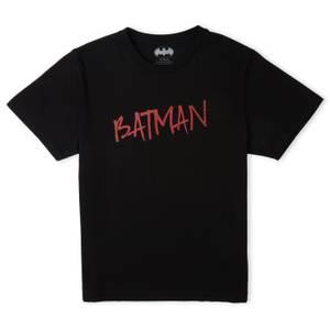 Batman Graffiti T-Shirt Unisexe - Noir