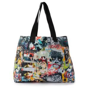 Batman Torn Tote Bag