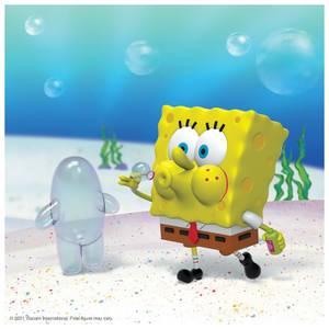 Super7 Spongebob Squarepants ULTIMATES! Figure - Spongebob Squarepants