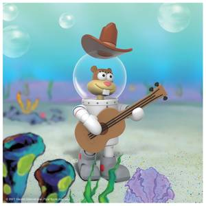 Super7 Spongebob Squarepants ULTIMATES! Figure - Sandy Cheeks