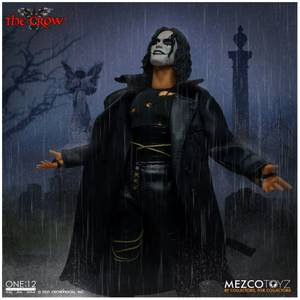 Mezco One:12 Collective The Crow Figure - The Crow
