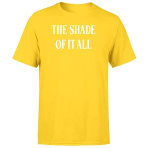Drag Race The Shade Of It All Men's T-Shirt - Yellow