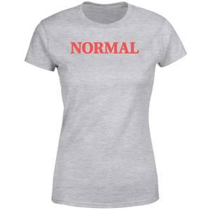 Normal Women's T-Shirt - Grey