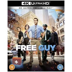 Free Guy - 4K Ultra HD