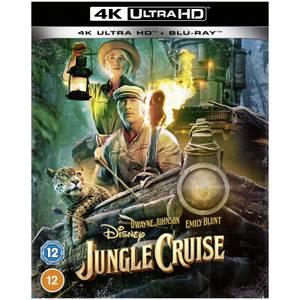 Jungle Cruise - 4K Ultra HD (Blu-ray inclus)