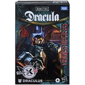 Hasbro Transformers Collaborative: Universal Monsters Dracula Mash-Up Draculus