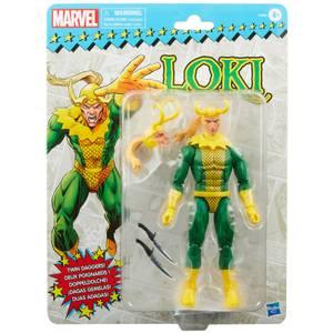 Hasbro Marvel Legends Series Loki 6 Inch Action Figure