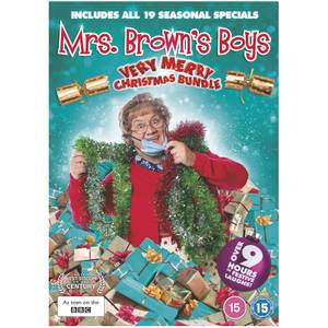 Mrs Brown's Boys: Very Merry Christmas Bundle