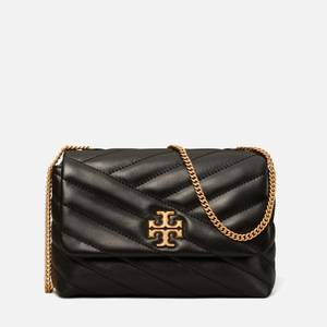 Tory Burch Women's Kira Chevron Mini Bag - Black