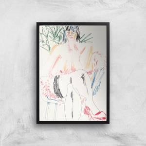 Camilla Giclee Art Print