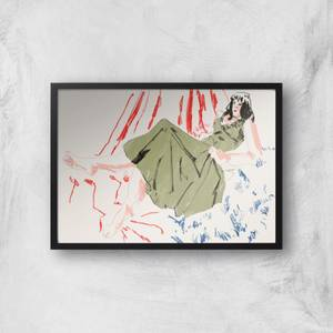Elisabeth Giclee Art Print