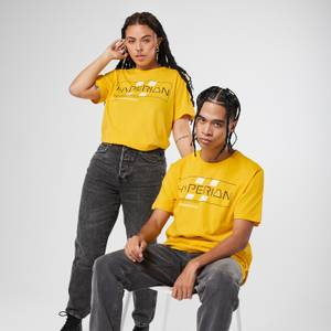 Borderlands Stay Classy Unisex T-Shirt - Yellow