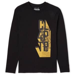 Borderlands Minion! Unisex Long Sleeve T-Shirt - Black