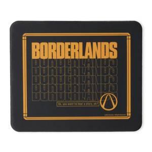 Borderlands Vault Symbols Mouse Mat