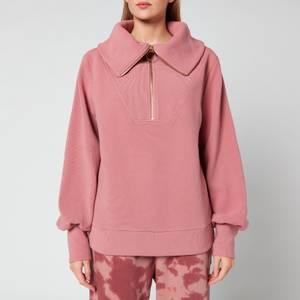 Varley Women's Vine Half Zip Sweatshirt - Nostalgia Rose