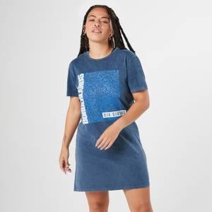 Borderlands Six Sirens Women's T-Shirt Dress - Blu scolorito