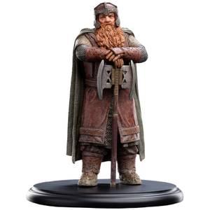 WETA Workshop Lord of the Rings Mini Statue Gimli 13cm