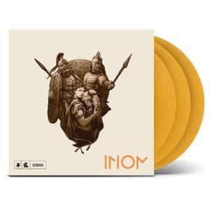 Laced Records - A Total War Saga: TROY (Original Soundtrack) 3x Orange LP