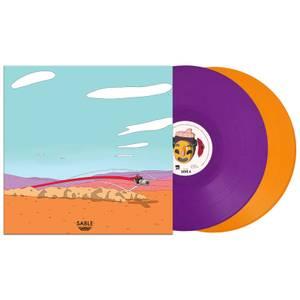 Sony Masterworks - Sable (Original Video Game Soundtrack) 2LP Multicolor Purple/Orange